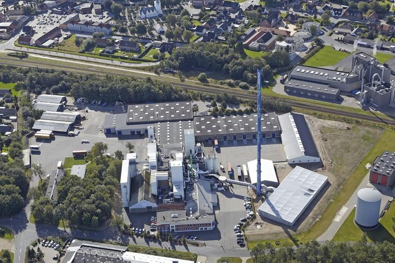 BioMar's factory in Brande